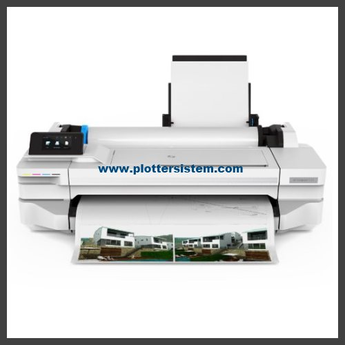 HP DesignJet T100 Plotter Yazıcı