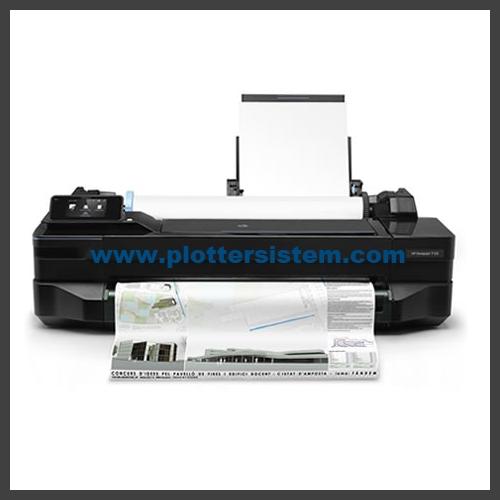 HP DesignJet T120 Plotter Yazıcı