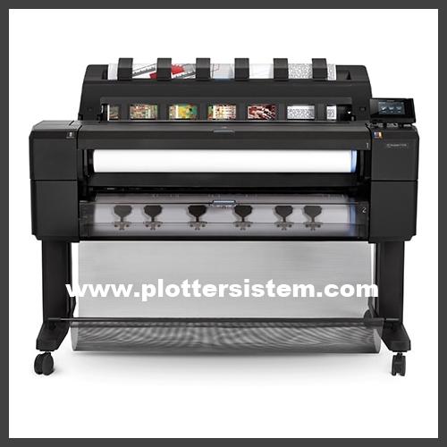HP DesignJet T1530 Plotter Yazıcı