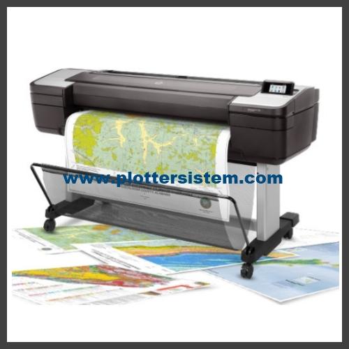 HP DesignJet T795 Plotter Yazıcı