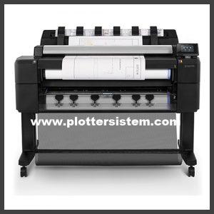 HP DesignJet T2530 Plotter Çok İşlevli Yazıcı Serisi