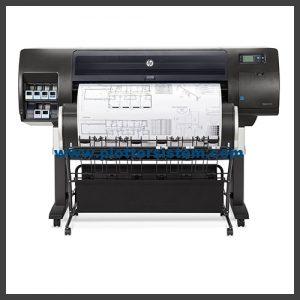 HP DesignJet T7200 Plotter Yazıcı