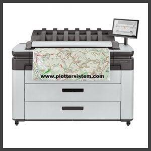 HP DesignJet XL 3600 Çok İşlevli Plotter Yazıcı