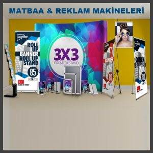 Matbaa & Reklam