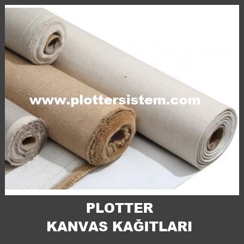 Plotter Kanvas Kağıtları